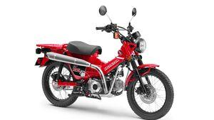 Honda CT 125 Concept Bike