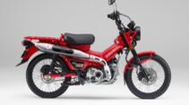 Honda CT 125 Serienversion