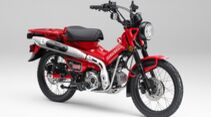 Honda CT 125 Serienversion