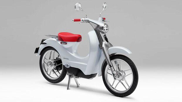 Honda Conceptbike 2015 E-Super Cub