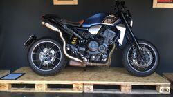Honda Custombikes Glemseck 101 2019