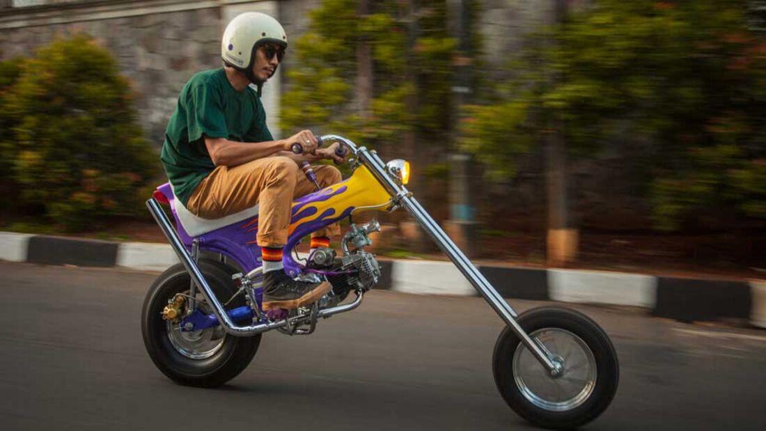 Honda Dax Chopper Lemb Inc