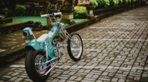 Honda Dax Lil'Pussy Chopper