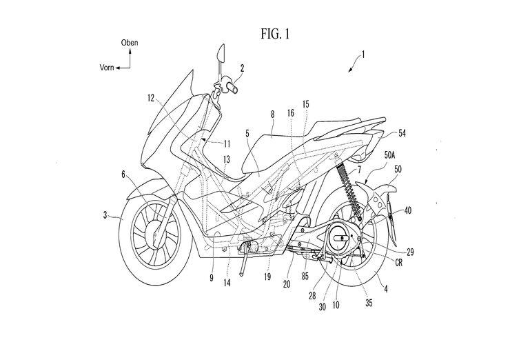 Honda rollt elektrisch: Elektroroller mit Wechselsystem bestätigt