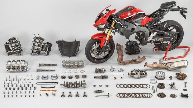 Honda-Fireblade-Dauertest