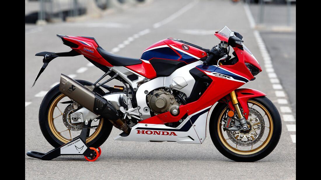 Honda Fireblade SP