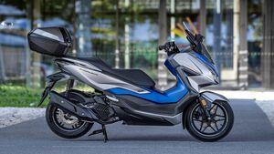 Honda Forza 125 Modelljahr 2021