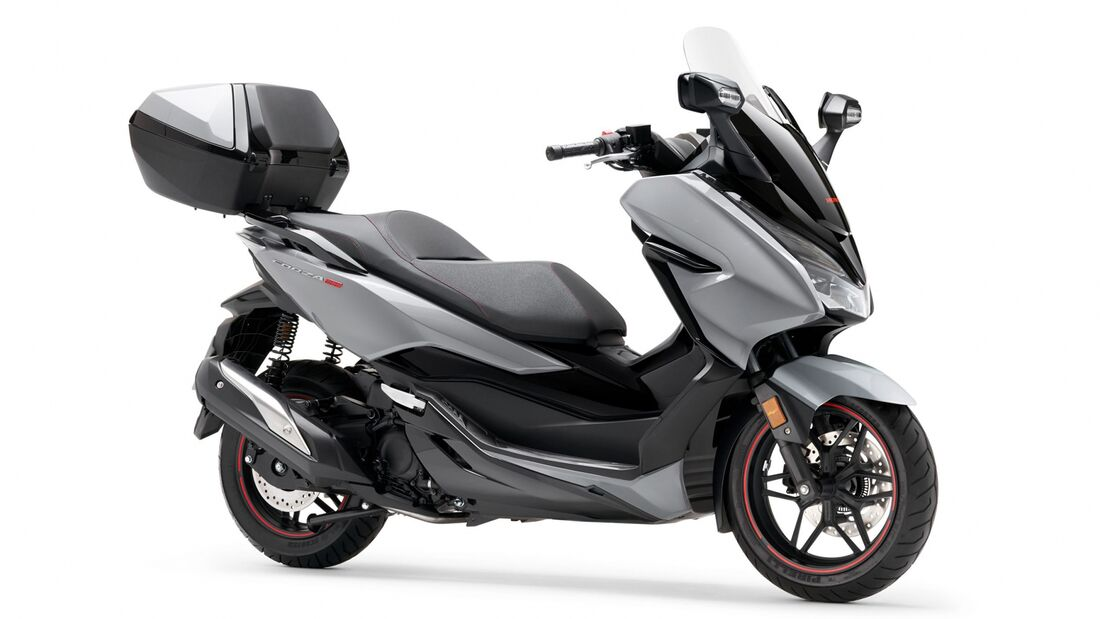 Honda Forza 300 Limited Edition (2020).