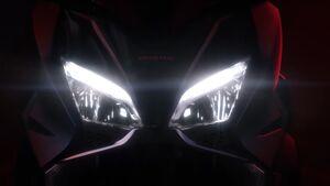 Honda Forza 750 2021 Teaser
