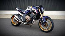 Honda Frankreich Custom-Wettbewerb 2020 Honda CB650R
