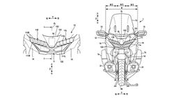 Honda Front-Radarsystem Patent