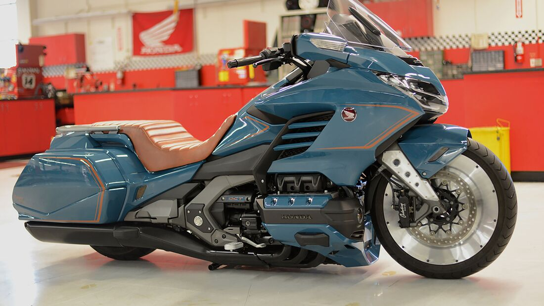 Honda Gold Wing Cool Wing
