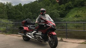 Honda Gold Wing Dauertest