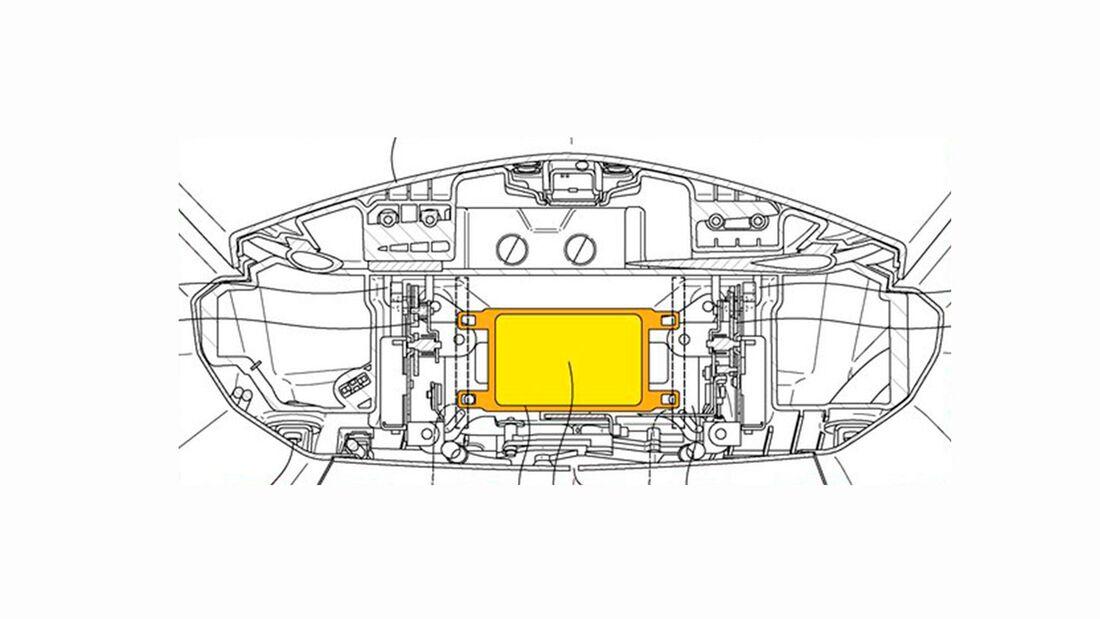 Honda-Goldwing-Heckradar