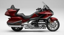 Honda Goldwing Tour DCT 2021 red