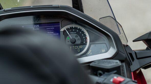 Honda Goldwing im Dauertest.