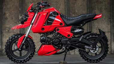 Honda Grom Custombike