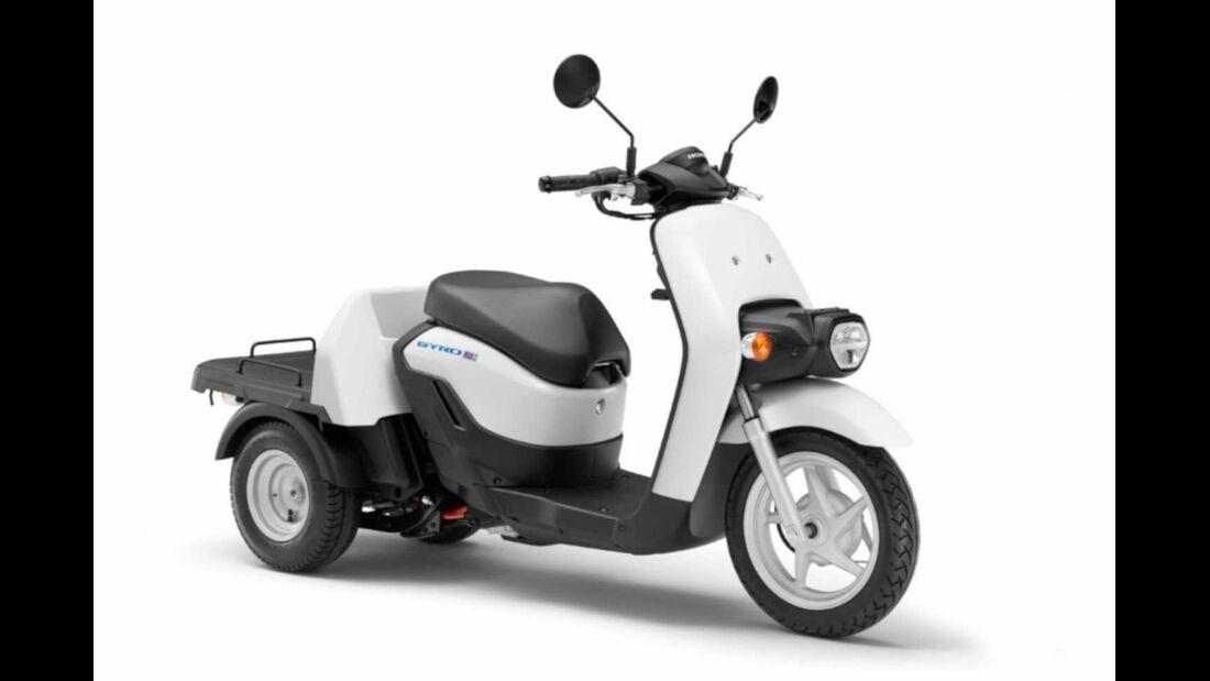 Honda Gyro E.