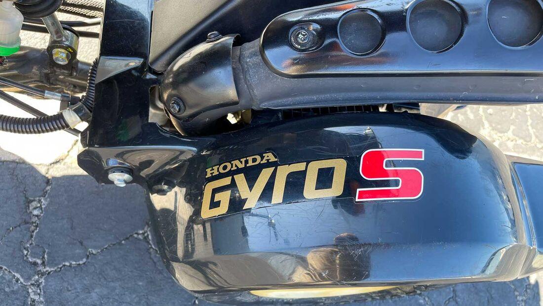 Honda Gyro Iconic Motorbike Auctions