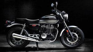 Honda H'ness CB350 Indien