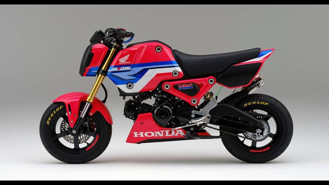 Honda MSX 125 Grom (2021): Neuer Motor, mehr Gänge, mehr