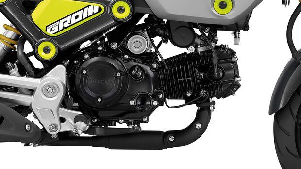 Honda MSX125 Grom Motor