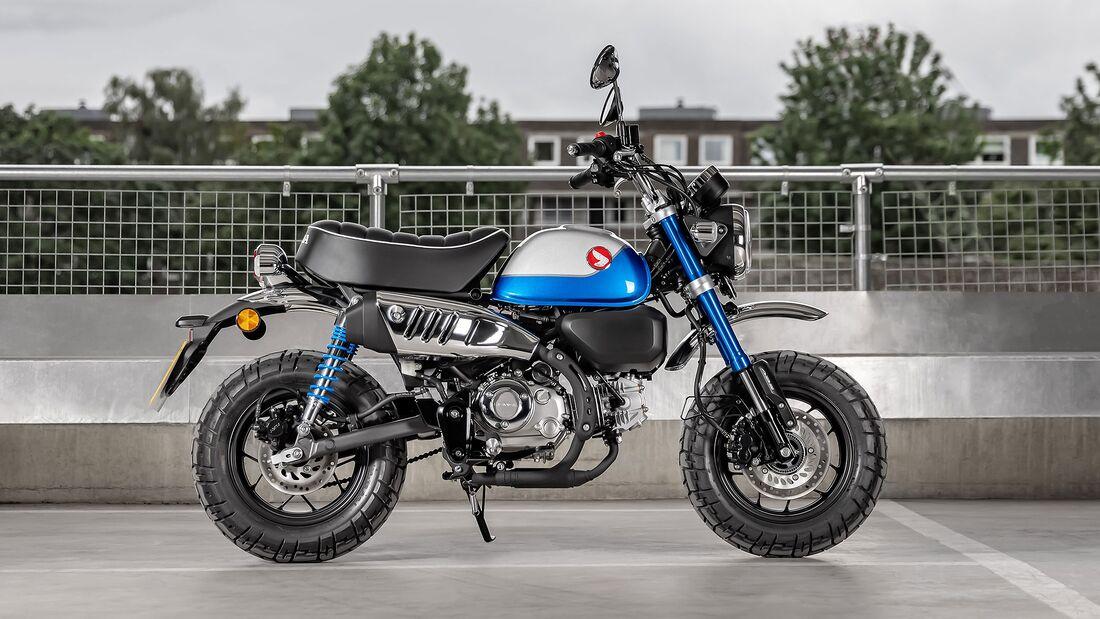 Honda Monkey 125 Modelljahr 2022