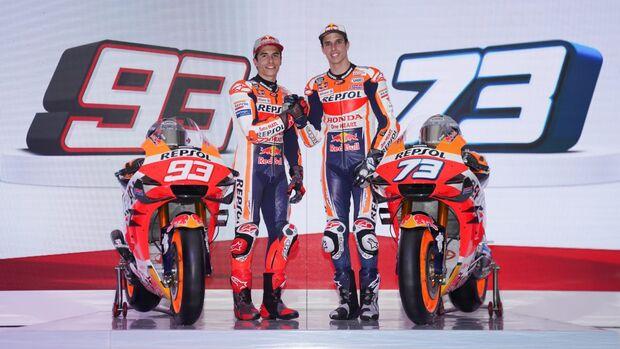 Honda-MotoGP-Präsentation 2020.