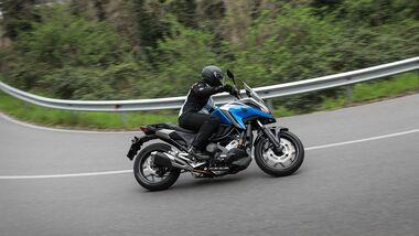 Honda NC 750 X 2021 Fahrbericht