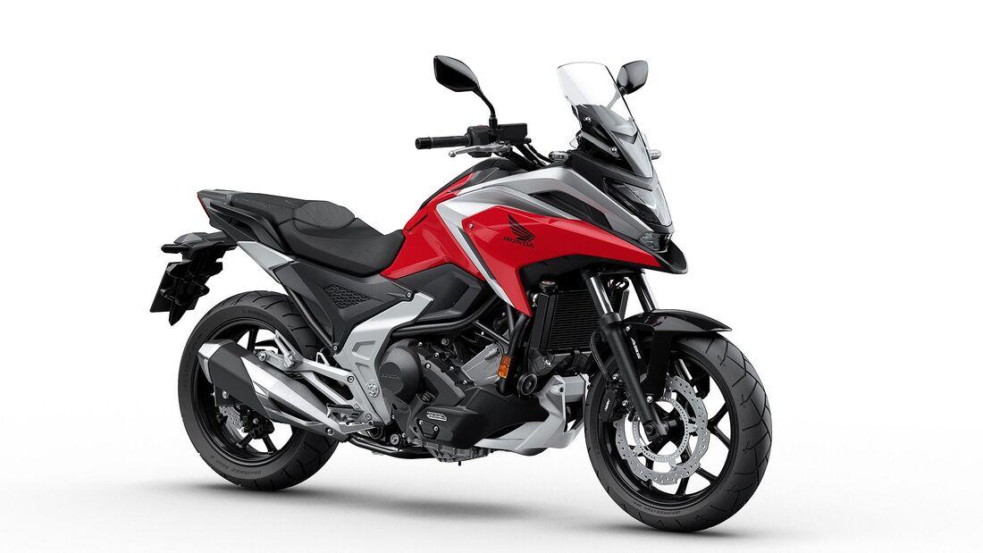 Honda NC 750 X Modelljahr 2021