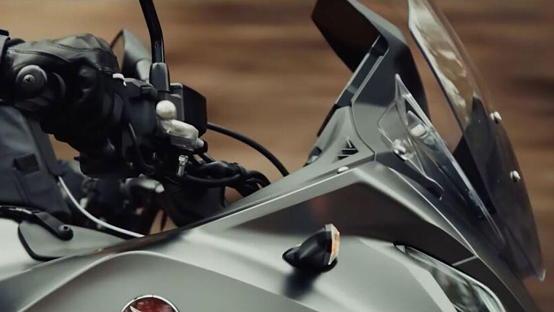 Honda NT 1100 Teaser