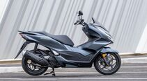 Honda PCX Modelljahr 2021 Sperrfrist