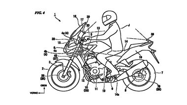 Honda Patent Autopilot