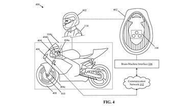 Honda Patent Gedankensteuerung