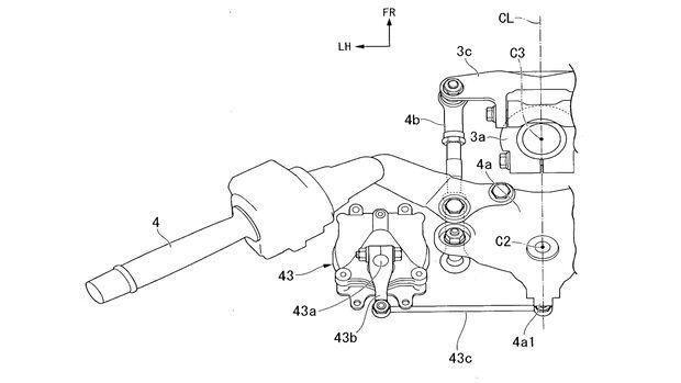 Honda Patent Lenkassistent