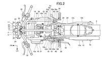 Honda Patentzeichnungen kleiner Tourer
