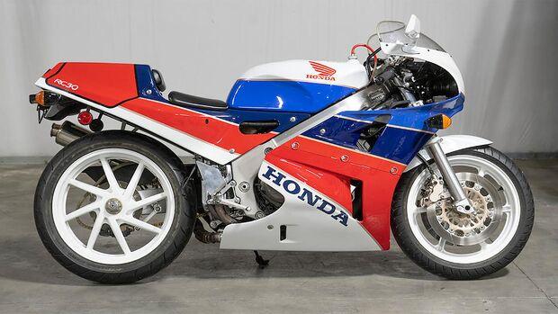 Honda RC30 1990