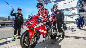 Honda Racing 111-Team