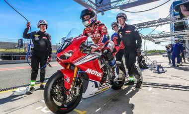 Honda Racing 111-Team