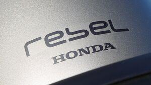 Honda Rebel 1100: Arbeitet Honda an einer neuen Rebel?