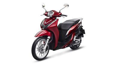 Honda SH Mode Modelljahr 2021