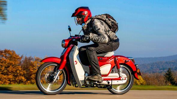 Honda Super Cub C126