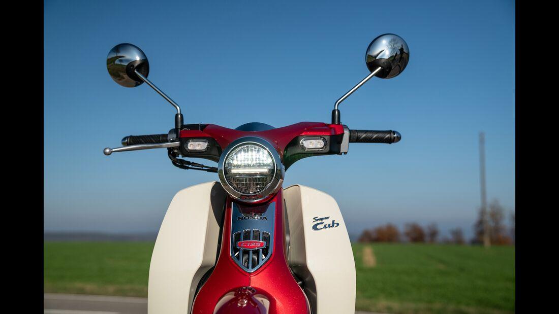 Honda Super Cub C129