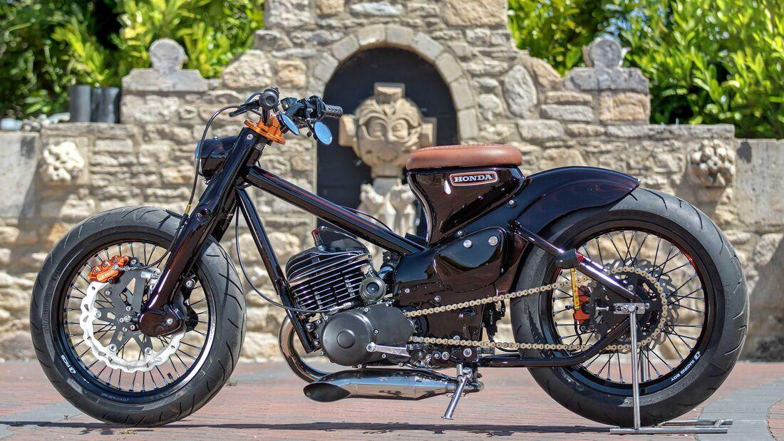 Honda Super Cub Custombike