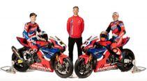 Honda WSBK Team 2021