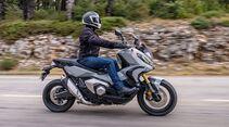 Honda X-ADV Modelljahr 2021 Sperrfrist