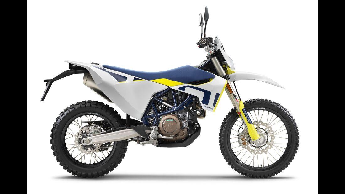 Husqvarna 701 Enduro Modelljahr 2020