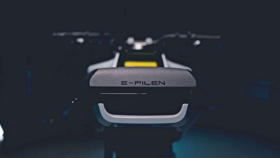 Husqvarna E-Pilen Concept
