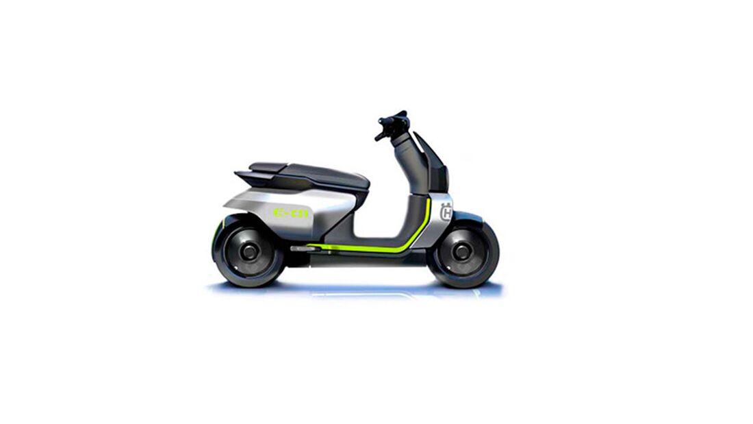 Husqvarna Elektroroller 2021 E-Scooter