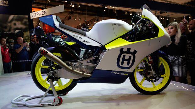 Husqvarna FR 250 GP.